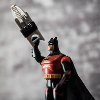 Batman Classic Cartoon figure (Red - black)