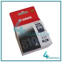 CARTRIDGE CANON PG-810 BLACK ORIGINAL UNTUK IP2770 MP237