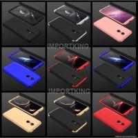 Xiaomi Redmi 5 plus 360 protection slim matte case