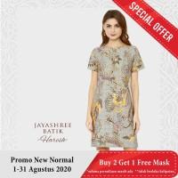 Jayashree Batik Haresh Dress - M
