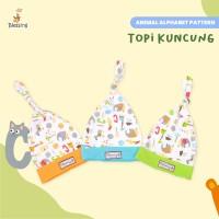 Blessing Babywear-topi bayi kuncung ikat-A-3W