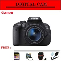 KAMERA CANON EOS 700D KIT 18-55 IS STM ( PAKETAN MURAH )