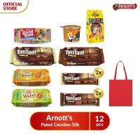 Arnott's Paket Cemilan 50k