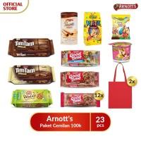 Arnott's Paket Cemilan 100k