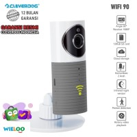CLEVERDOG WIFI 90 IP CAMERA CCTV WIRELESS or Baby Monitor