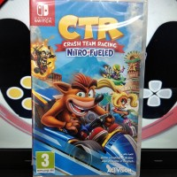 CTR Crash Team Racing Nintendo Switch
