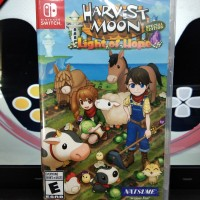 Harvest Moon light of hope Nintendo Switch