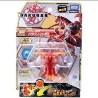 Bakugan BBP-014 Booster Deluxe Dragonoid Action Figure