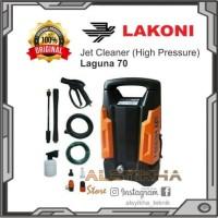 Pompa Air Listrik Jet Cleaner High Pressure Lakoni Laguna 70