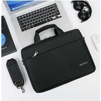 Tas Laptop Selempang Package Briefcase Waterproof Size 15 16 inch