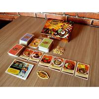 Waroong Wars Card Game