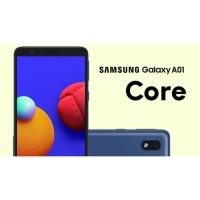 Samsung Galaxy A01 Core 1/16 Ram 1GB Internal 16GB Garansi Resmi