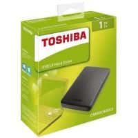 "Toshiba CANVIO Basic 1TB / HD / HDD / Hardisk External 2.5"""