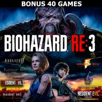 Resident Evil 3 Remake Share Account - Via Download 2