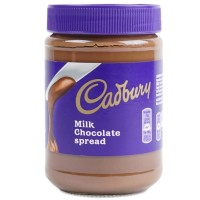 Selai Cadbury // CADBURY Milk Chocolate Spread 400g