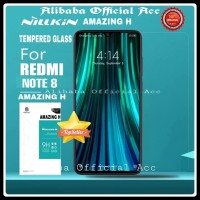 XIAOMI REDMI NOTE 8 TEMPERED GLASS NILLKIN AMAZING H BENING ORIGINAL