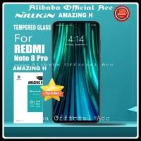 XIAOMI REDMI NOTE 8 PRO TEMPERED GLASS NILLKIN AMAZING H ORIGINAL 9H