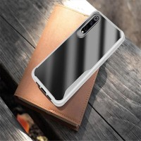 REALME C11 CRYSTAL FOCUS ORIGINAL SOFT CASE AIRBAG SILICONE CLEAR OPPO