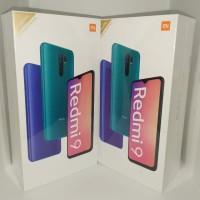 Xiaomi Redmi 9 4/64GB Ram 4GB Rom 64 GB Garansi Resmi