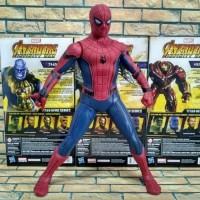 Spiderman Homecoming Big Size Action Figure Spider Man Mainan
