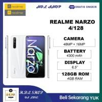 Realme Narzo 4/128 RAM 4GB ROM 128GB GARANSI RESMI