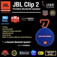 JBL Clip 2 Waterproof Ultra - Portable Bluetooth Speaker (Black)