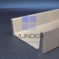 UNP Aluminium 4 inch US Standard