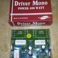 Kit modul power amplifier mono 400 watt sanken