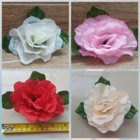 Kuntum bunga mawar aplikasi satuan