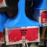 kuas cat merk TiKA ukuran 6inch