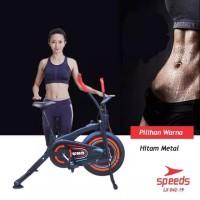 Sepeda STATIS Alat Fitness Platinum Bike 042-19