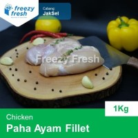 Paha Ayam Fillet (chicken thighs Fillet) - Boneless Tanpa Kulit