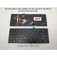 Keyboard Acer M5-481 M5-481T M5-481TG M5-481PT Backlight - Black