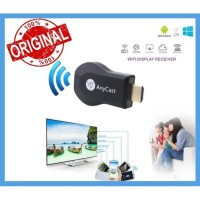 ORIGINAL-Anycast Dongle HDMI Wireless Wifi M2 Plus M4 Miracast Ezcast
