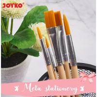 Brush / Kuas Cat Air / Cat Minyak / Lukis / Acrylic Joyko BR-8