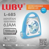 Lampu Emergency Kipas Emergency LUBY L-685