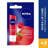 NIVEA LIP BALM FRUITY SHINE 4.8 GR