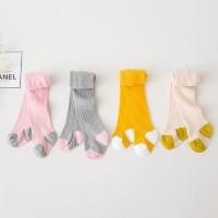 A51 Legging tutup kaki bayi/ legging anak import duo warna