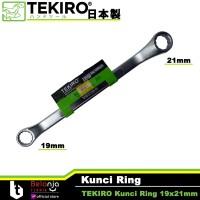 Tekiro Kunci Ring 19 x 21 mm - Kunci Ring 19 x 21 mm Tekiro