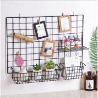GUNICO -PAKET HIJANG- Wire Grid Wall [FREE BUBBLE WRAP]