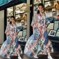 Luna Maxi Dress Import BKK Gamis Luna Maya Ori Import Gamis Bangkok