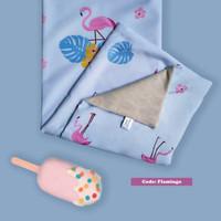 PETITE MIMI Comfi Blanket Selimut Bayi Bulu Lembut Katun Jepang