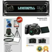 Panasonic G7K Kit 14-42MM,Kamera Mirrorless