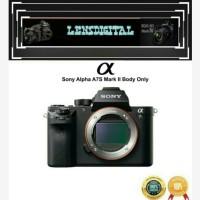 Sony Alpha A7S Mark ll Body Only-Camera Mirrorless Sony A7S ll BO