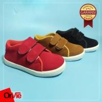 Onvie - Sepatu DS Classic Sepatu Fashion Sneakers Kids double suede