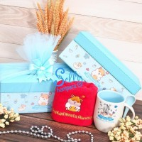 Souvenir baby one month / hampers new baby born