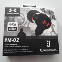 JBL PM02 Under Armour Headset Head Set Handsfree Earphone Earphones