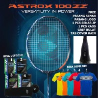YONEX ASTROX 100 ZZ JEPANG KODE ( J9 ) RAKET BADMINTON ORIGINAL