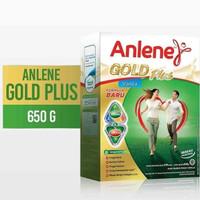 Anlene Gold Plus Vanila 650 Gram Hi-Calcium Susu Kalsium Yogyakarta