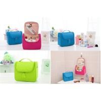 [ WA-008 ] New Korean Toiletries Bag & alat mandi travel bag - Tas